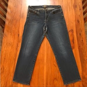 Lucky Brand Sweet Crop Size 10/30